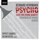 Echoes/Souvenirs De Voyage/Psycho-Suite von Tippett Quartet,Bliss (2011)