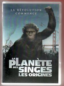 DVD - La Planete Des Affen - Les Origins