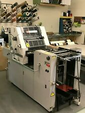 Hamada Rs34l M Offset Printing Press Made In Japan