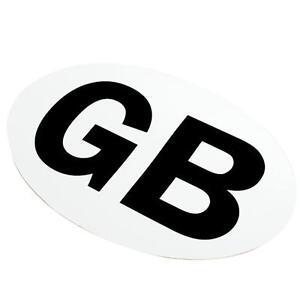 auto gb magnet aufkleber gro britannien wei hintergrund. Black Bedroom Furniture Sets. Home Design Ideas