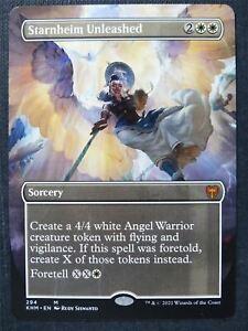 Starnheim Unleashed Full Art - Mtg Magic Card #VB