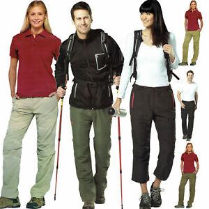 Wanderhose Outdoorhose Trekkinghose Tourenbekleidung Abzipphose Zipp Off 2 in 1