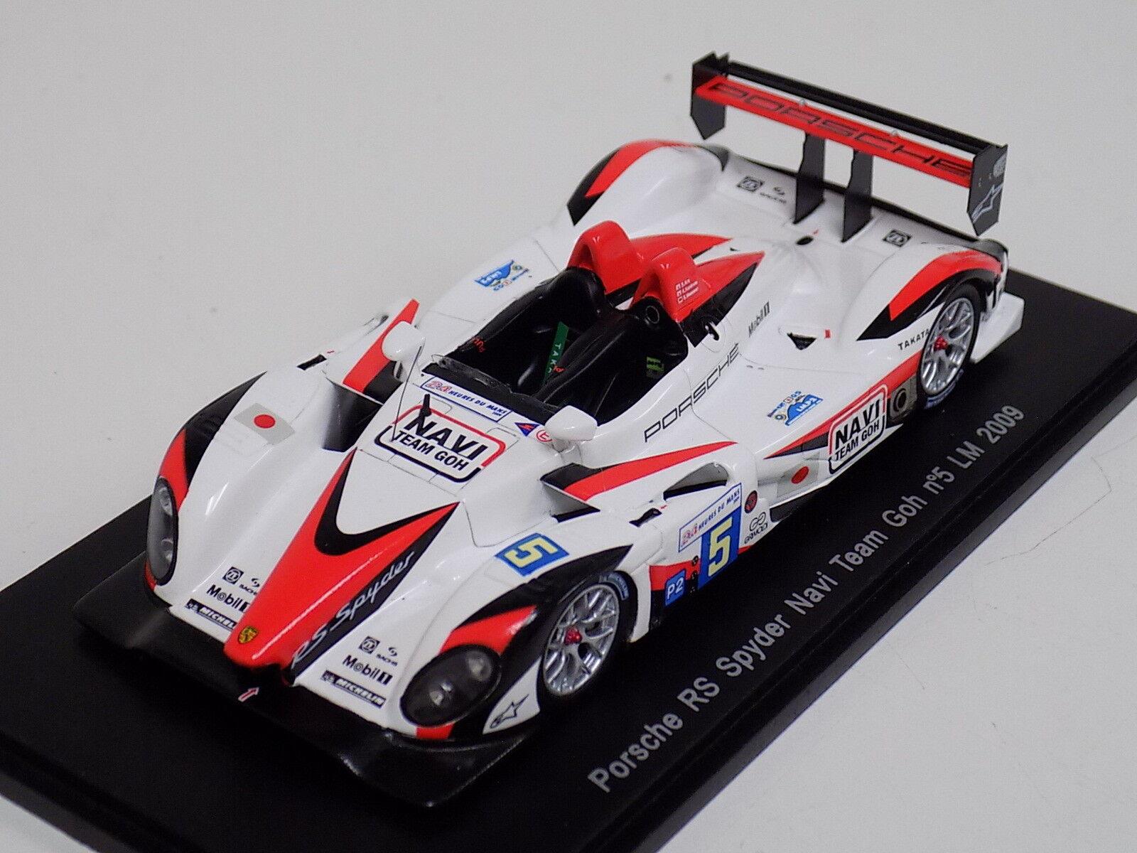 1 43 Spark Spark Spark Porsche RS Spyder  car Hours of LeMans  S1958 078437