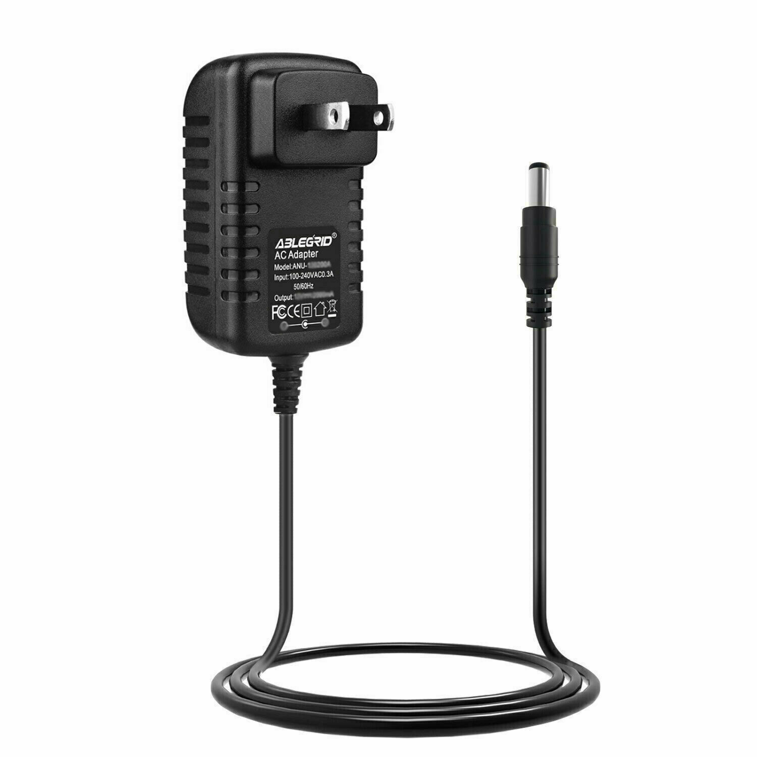 12V AC/DC Adapter Charger for Pignose Hog 20 Mini amplifier Power Supply Cable