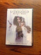 Underworld: Blood Wars (DVD, 2017)
