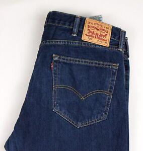 Levi's Strauss & Co Herren 505 Gerades Bein Jeans Größe W40 L32 BCZ959