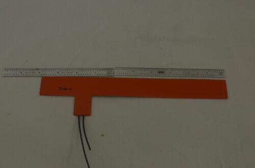 Silicone Rubber Strip Heater