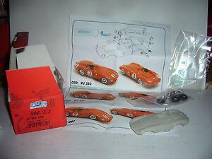 FERRARI-121-24H-LE-MANS-1955-4-BY-BBR-1-43-PJ381