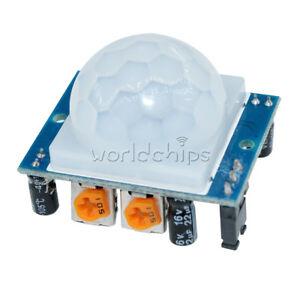 NEW-Pyroelectric-Infrared-IR-PIR-Motion-Sensor-Detector-Module-HC-SR501