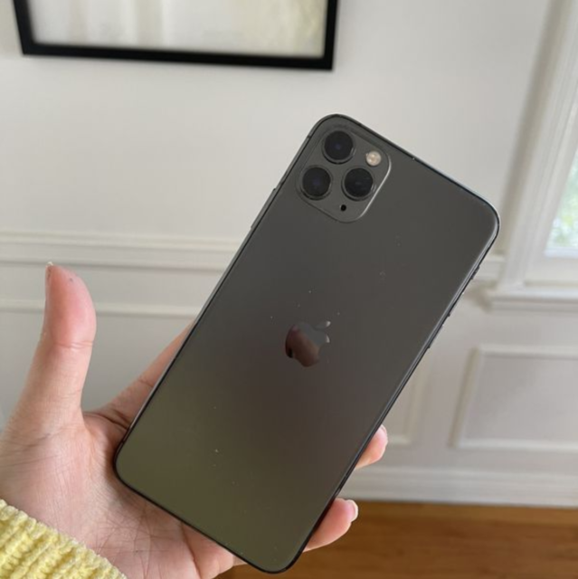 Apple iPhone 11 Pro Max - 256GB - Space Gray (T-Mobile)