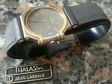 Seiko Thalassa Jean Lassale. Anni 80 Nuovo con etichette Ultrapiatto
