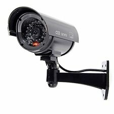 Phot-R Dummy Camera CCTV Security Surveillance Cam Fake IR LED