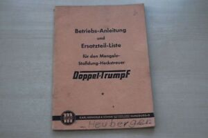 193338) Karl Mengele Et Semi Manuel Pièce De Rechange Liste 08/1959-er Handbuch Ersatzteilliste 08/1959 Fr-fr Afficher Le Titre D'origine