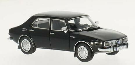 Neo Models Saab 99 4 puertas 1971 (nero) 1 43 43679