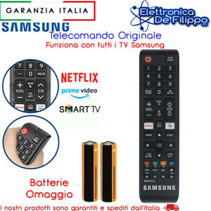 TELECOMANDO ORIGINALE SAMSUNG PER LE NUOVE SERIE DI TV SAMSUNG