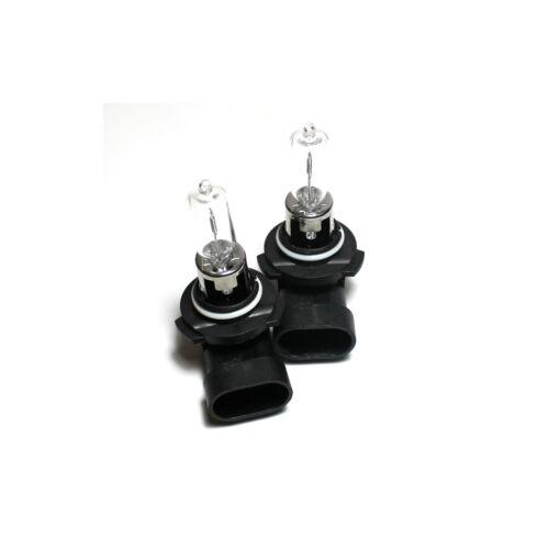 For Renault Clio MK2 65w Clear Xenon HID High Main Beam Headlight Bulbs Pair