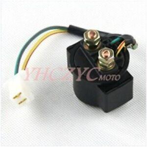 Motor Starter Relay Solenoid for Yamaha YFM350 YFM400 YFM450 YFM660 YFM700 95-17