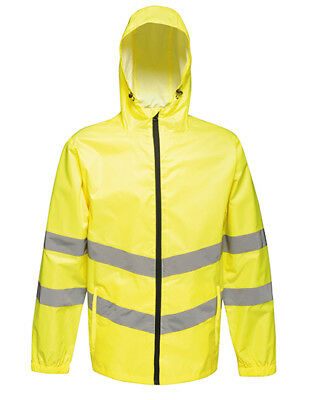 Kleidung Business & Industrie Dynamic Regatta Rg497 Warnschutz Regenjacke Arbeitsjacke Berufsjacke Warnsjacke Baujacke Perfect In Workmanship