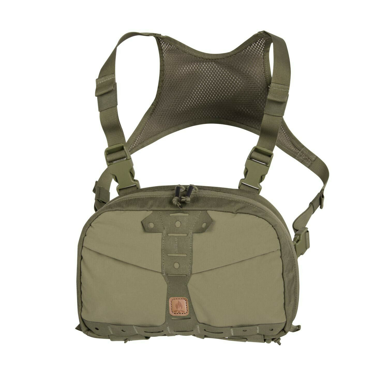 Helikon-Tex Chest Pack Numbat Wandern Trekking Brusttasche Adaptive groen