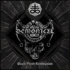 Black Flesh Redemption (EP) von Demonical (2015)
