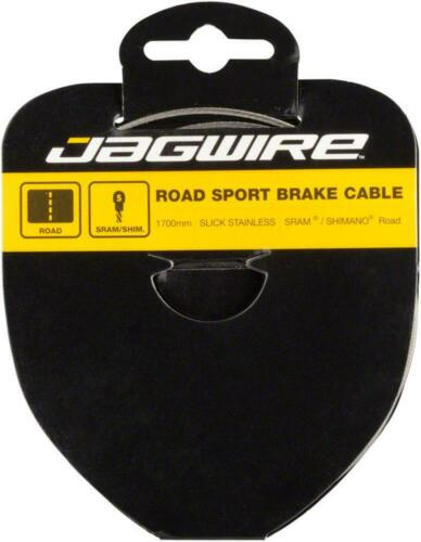 Jagwire Sport Brake Cable Slick Stainless 1.5x2750mm SRAM//Shimano Road Tandem