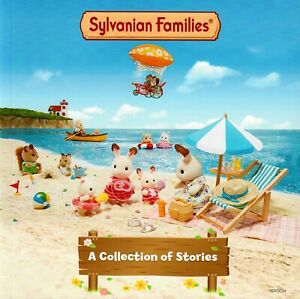 RARE! LIMITED STOCK NEW SYLVANIAN FAMILIES A Collection Of Stories book