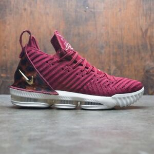 sale retailer dec94 52b63 Details about Nike LeBron 16 XVI King Red Gold Size 12.5. AO2588-601