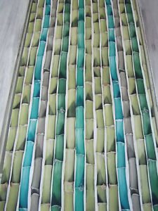 Tischlaufer Bambus Ca 170x40 Cm Schilf Regenwald Bambusholzer