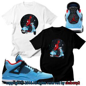 CUSTOM-T-SHIRT-matching-Nike-Travis-Scott-x-Air-Jordan-4-Cactus-Jack-JD-4-1-1