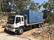 6ed2abba2b Crane Truck hire   20 foot empty container service  scaffolding