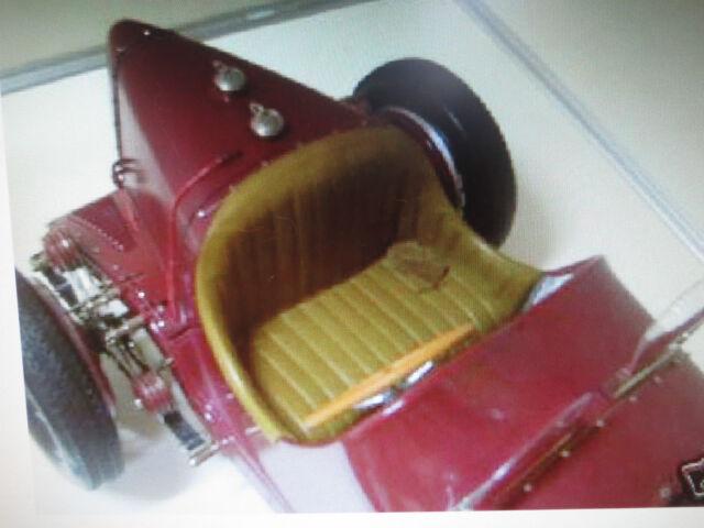 155 J10 Pocher 1:8 Diverse Teile K71 Alfa Romeo 8C 2300 Monza 1931 Nr