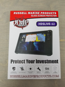 HDS 12 Tempered Glass Screen Protector LIVE