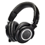 Audio-Technica-ATH-M50X-Closed-Back-Pro-Studio-Monitor-Headphones-Black thumbnail 3