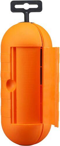 Splash Proof Outdoor Indoor Plug Prise Femelle Extension Lead Couvercle de sécurité