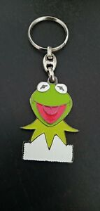 Keychain Sesame Street Original from Henson New Muppets Kermit the frog