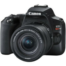 Canon EOS Rebel SL3 with 18-55mm IS STM DSLR Camera Kit 3453C002