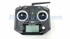 FrSky Taranis Q X7 Telemetry 16 channels Transmitter Radio system - Piano Black