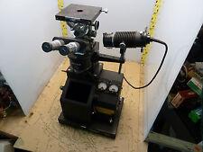 Unitron U 11 Stereo Industrial Microscope Metallurgical 2m 405