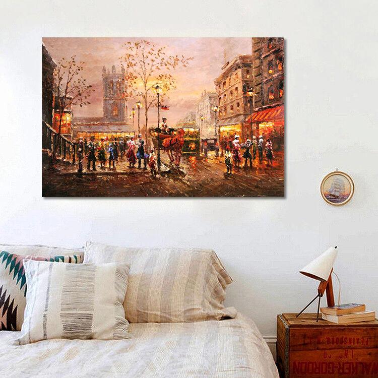 3D Belebten Platz 35 Wandbild Fototapete BildTapete Familie AJSTORE DE