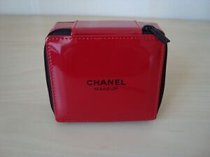 a83e231764afe9 Image is loading CHANEL-VIP-gift-makeup-bag-box-red-rouge-