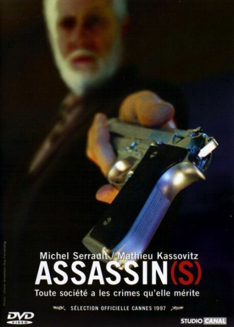Assassin(s) Michel Serrault - 1 DVD - NEUF - VERSION FRANCAISE