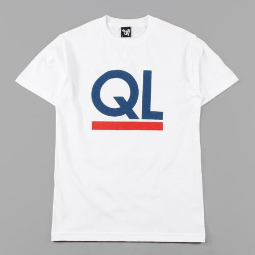 The Quiet Life Men/'s Periodic White T-Shirt 100/% Cotton Skate Fashion Cool Tee