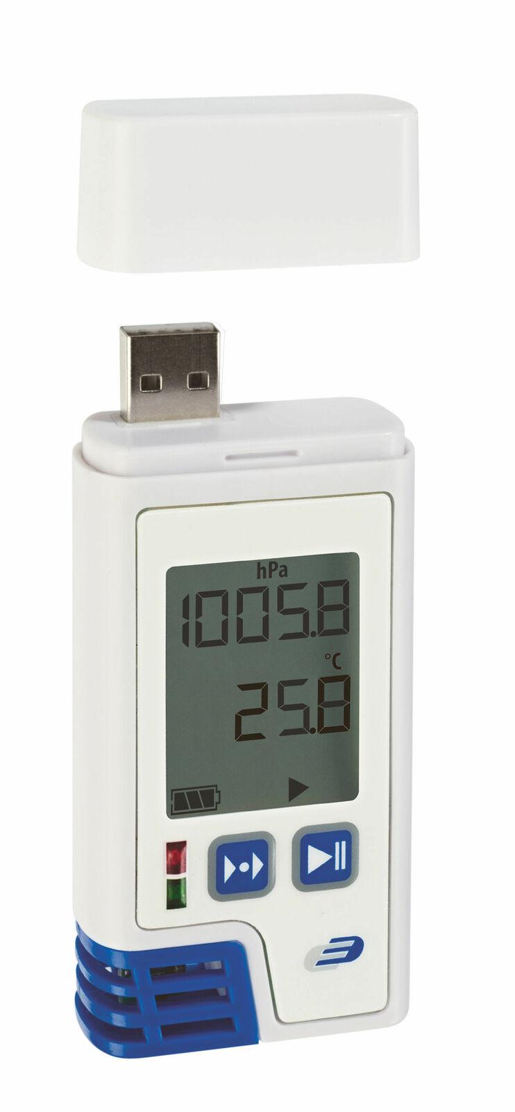 TFA 31.1059.02 datalogging per temperatura, umidità e pressione dell'aria log220