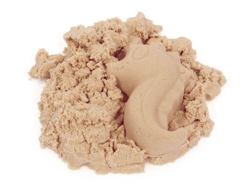 Playsand Indoorsand Beutel wiederverschließbar kinetischer Sand 500g 1000g 2000g