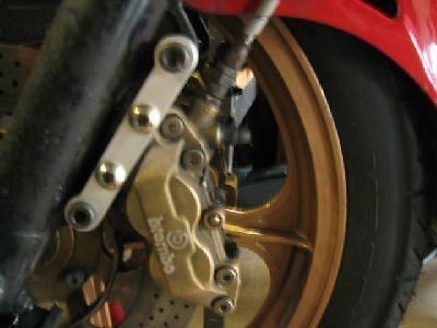 ducati  guzzi laverda Brembo 40mm brake adapters