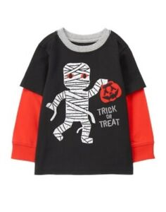GYMBOREE VALENTINES DAY RED Daddy/'s Little Sweetie L//S TEE 3 6 12 18 24 2T 3T 4T