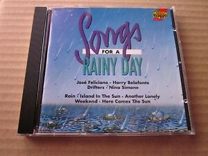 Various-Artists-Songs-For-A-Rainy-Day-CD