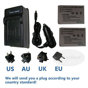 2X-Battery-charger-for-Canon-NB-5L-IXUS-950-IS-960-IS-IXUS-970-IS-980-IS-990-IS