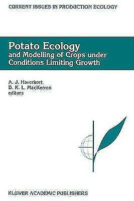Potato Ecology And modelling of crops under conditions limiting growth: Proceed