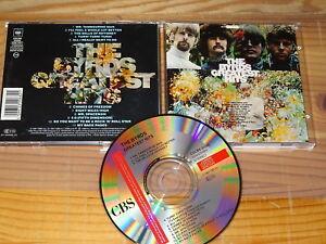 THE-BYRDS-GREATEST-HITS-ALBUM-CBS-CD-1967-MINT